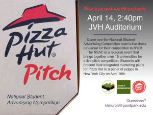 Pizza Hut Pitch Email